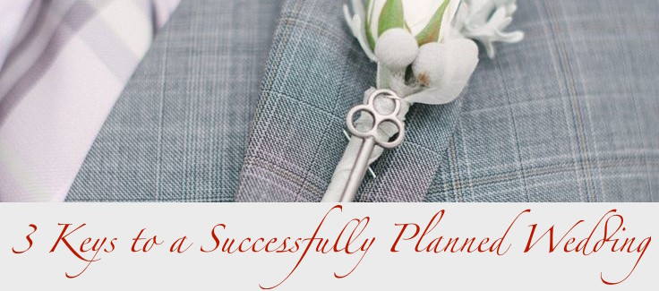 3 Keys to a Successfully Planned Wedding | Pro Tips and Tricks | Occasions by M&K