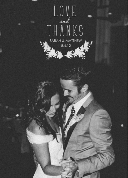 We'd Like to Thank the Academy: Wedding Edition | Navigating Thank You Etiquette on Your Wedding Day |Occasions by M&K