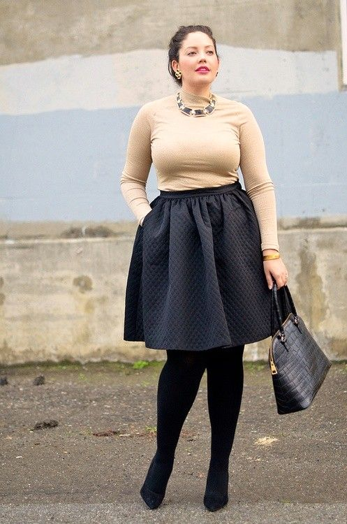 http://girlwithcurves.com/post/40243620521/modern-vintage
