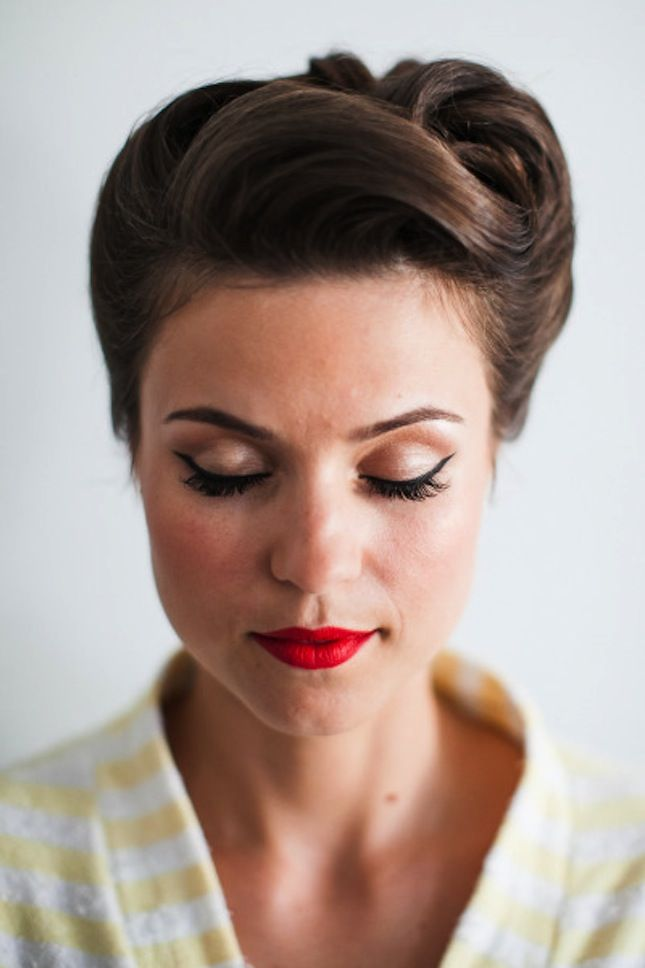 Tbt Vintage Inspired Bridal Hairstyles